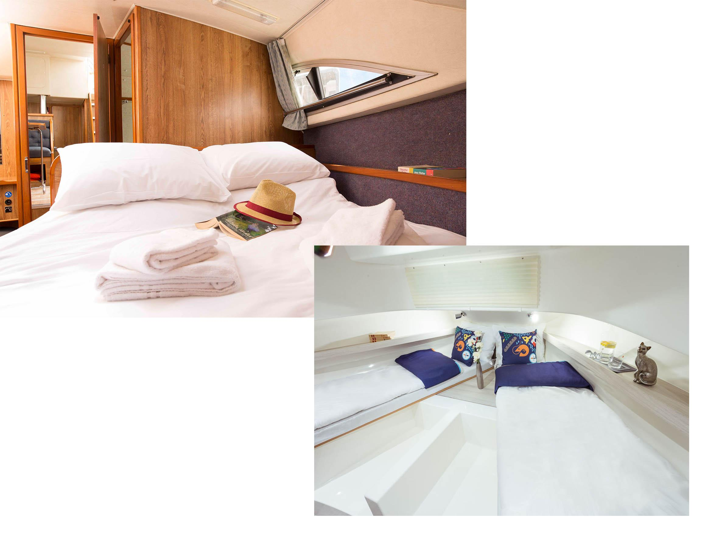 le boat beds