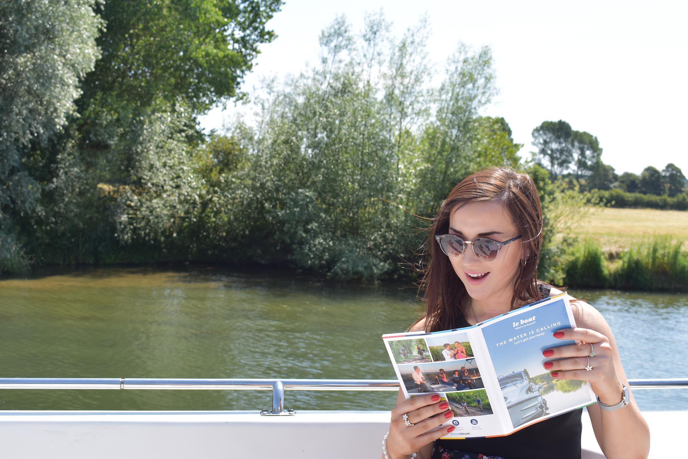 le boat brochure