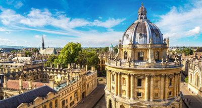 Oxford town