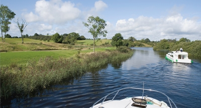 Shannon River near Carrick