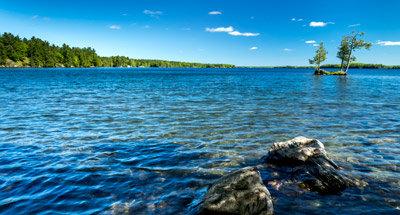 Big Rideau lakes