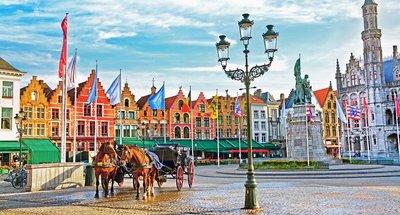 The Beautiful Bruges Short Break