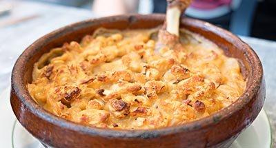 Cassoulet -  a specialty of Castelnaudary