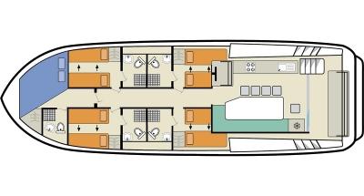 Horizon 5 Deckplan