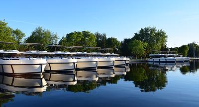 Ownership Program Horizon boat
