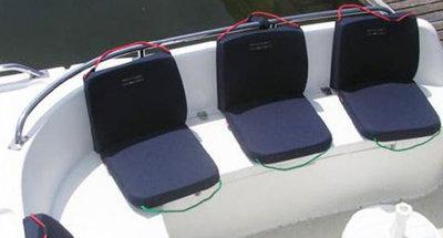 Deck cushions