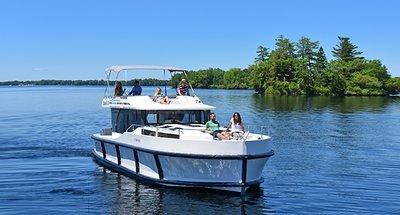The Adventurer - Le Boat Ownership Programme