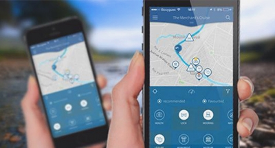 Route planner App