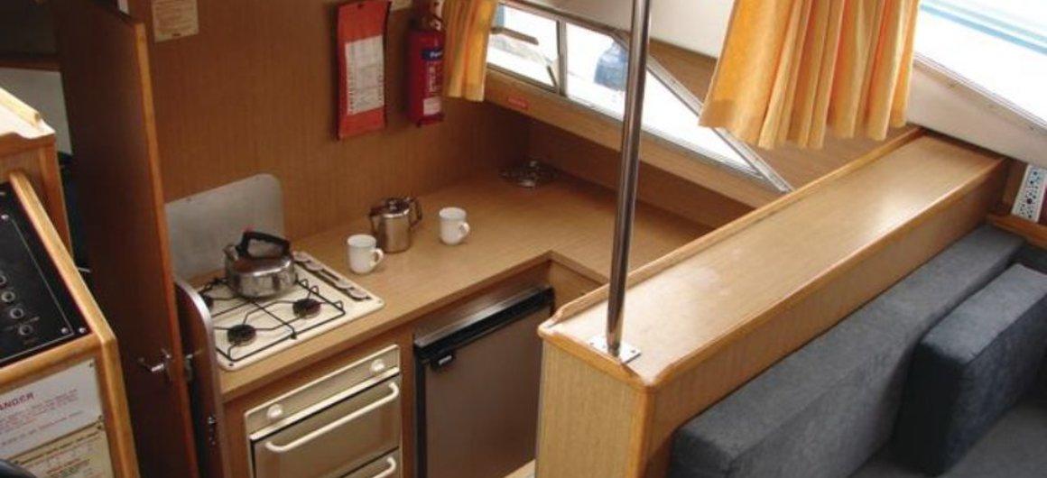 Braemore WHS - kitchen