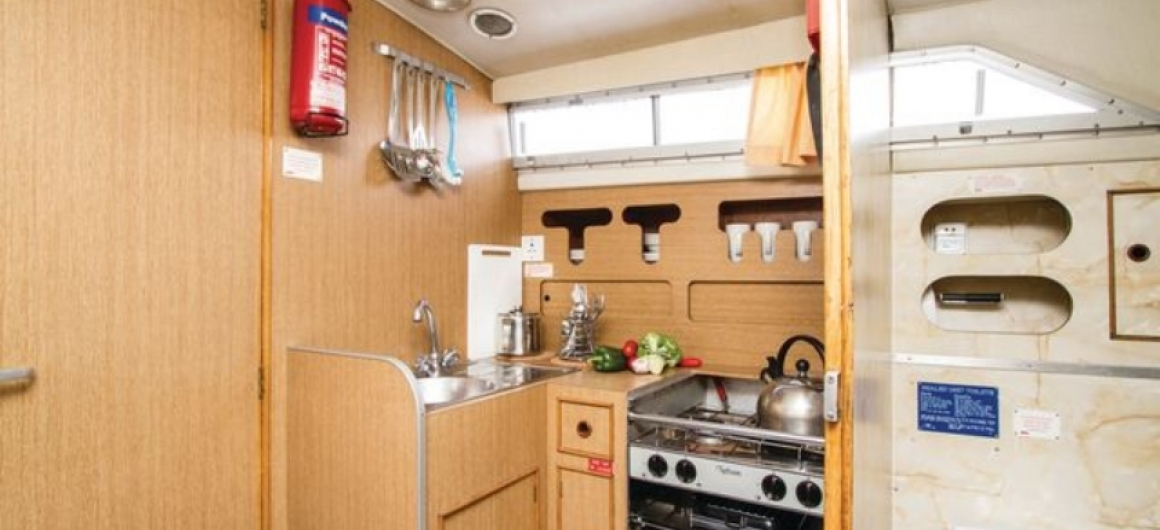 Cygnet WHS - kitchen and bathroom