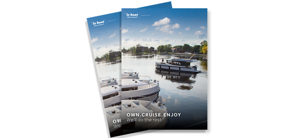 Le Boat - Ownership Brochure