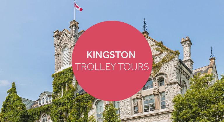 Kingston Trolley Tours in Kanada
