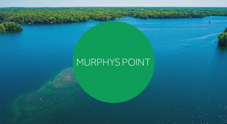 Murphy's Point in Kanada