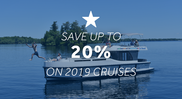 Le Boat - Save up to 20% on 2019