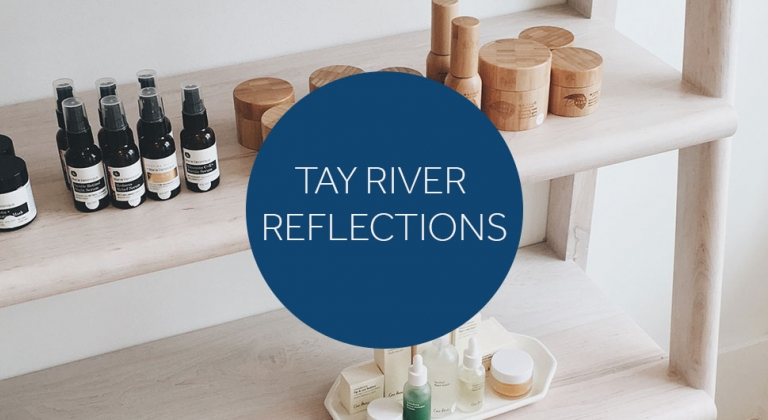 Tay River Reflections