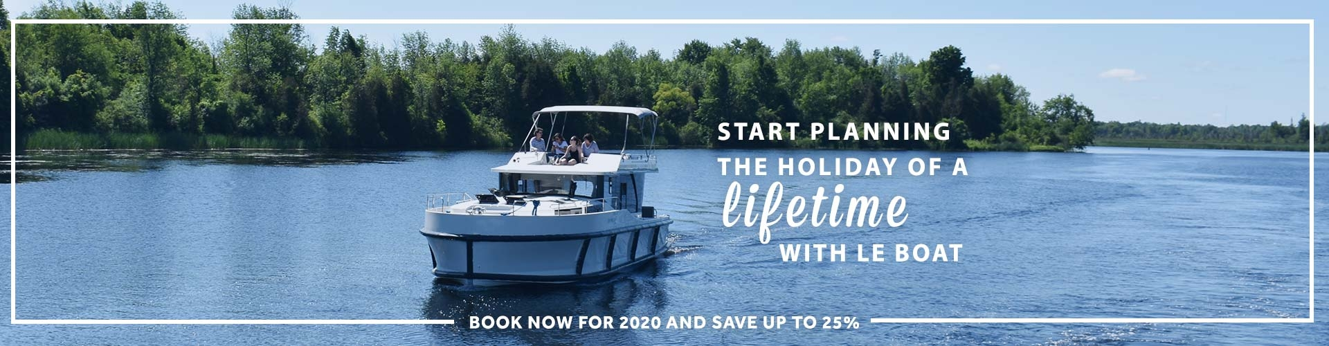 Start planning the holiday of a lifetime today!
