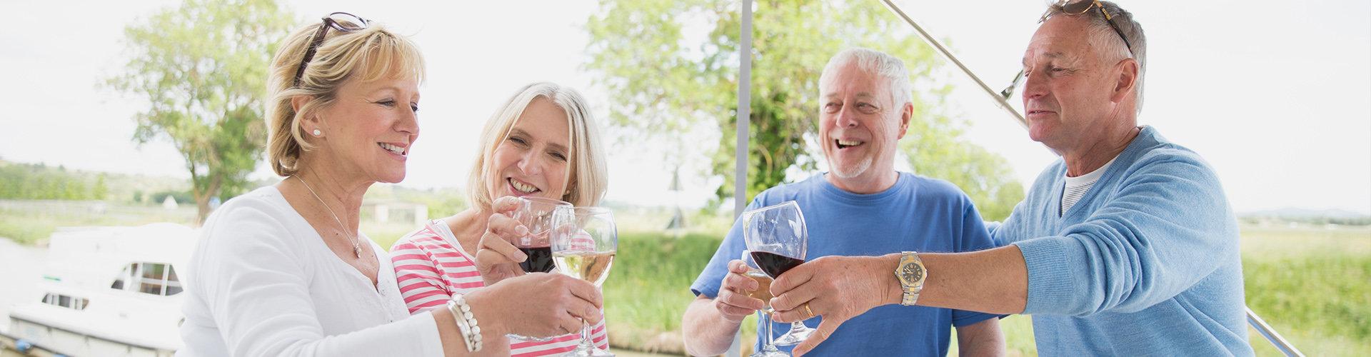 Wine on the Midi