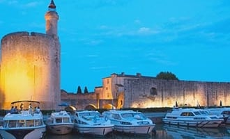 Aigues Mortes in the Carmargue