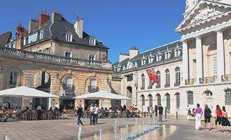 Square in Dijon