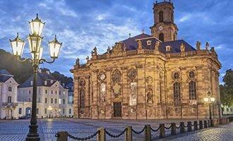 Evangelische Ludwigskirche in Saarbrücken