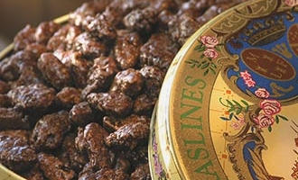 Pralines from Montagirs